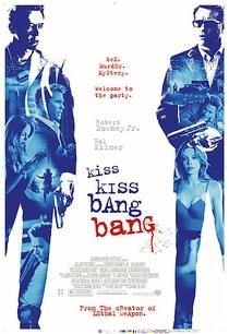 Beijos e Tiros - Poster / Capa / Cartaz - Oficial 2