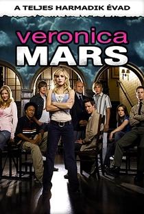 Veronica Mars: A Jovem Espiã (3ª Temporada) - Poster / Capa / Cartaz - Oficial 7