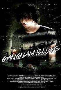 Gangnam Blues - Poster / Capa / Cartaz - Oficial 11