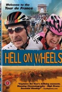 Inferno sobre rodas - Poster / Capa / Cartaz - Oficial 1