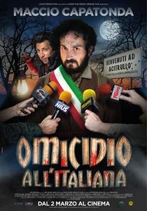Homicídio à Italiana - Poster / Capa / Cartaz - Oficial 1