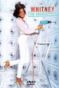 Whitney Houston - The Greatest Hits - Poster / Capa / Cartaz - Oficial 1
