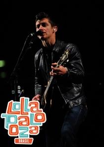 Arctic Monkeys - Live at Lollapalooza Brasil 2012 - Poster / Capa / Cartaz - Oficial 1