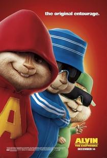 Alvin e os Esquilos - Poster / Capa / Cartaz - Oficial 2