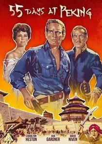 55 Dias em Pequim - Poster / Capa / Cartaz - Oficial 6