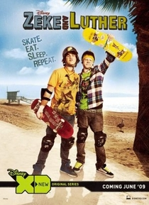Zeke and Luther (1ª Temporada) - Poster / Capa / Cartaz - Oficial 1