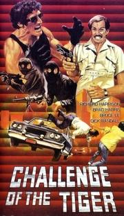 O Desafio do Tigre - Poster / Capa / Cartaz - Oficial 4