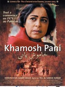 Khamosh Pani: Silent Waters - Poster / Capa / Cartaz - Oficial 1