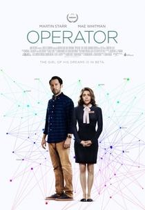 Operator - Poster / Capa / Cartaz - Oficial 1