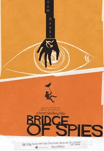Ponte dos Espiões - Poster / Capa / Cartaz - Oficial 8