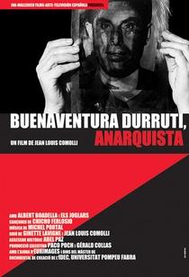 Buenaventura Durruti, Anarquista - Poster / Capa / Cartaz - Oficial 1
