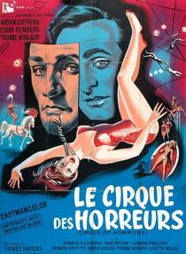 Circo dos Horrores - Poster / Capa / Cartaz - Oficial 6