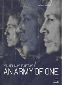 Sharunas Bartas: An Army of One - Poster / Capa / Cartaz - Oficial 1