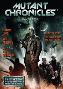 A Era Da Escuridão - Mutant Chronicles - Poster / Capa / Cartaz - Oficial 10