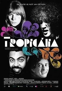 Tropicália - Poster / Capa / Cartaz - Oficial 1