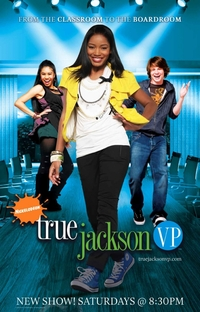 True Jackson (2ª Temporada) - Poster / Capa / Cartaz - Oficial 1