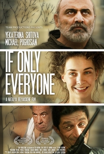 If Only Everyone - Poster / Capa / Cartaz - Oficial 2