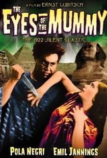 Os Olhos da Mumia - Poster / Capa / Cartaz - Oficial 1