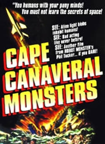Cape Canaveral Monsters - Poster / Capa / Cartaz - Oficial 1