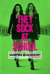 Academia de Vampiros: O Beijo das Sombras - Poster / Capa / Cartaz - Oficial 1