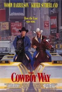 Jeito de Cowboy - Poster / Capa / Cartaz - Oficial 2