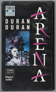 Arena - Duran Duran - Poster / Capa / Cartaz - Oficial 1