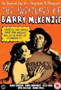 As Aventuras de Barry McKenzie - Poster / Capa / Cartaz - Oficial 1