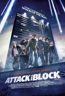 Ataque ao Prédio - Poster / Capa / Cartaz - Oficial 2
