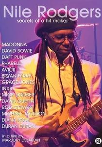 Nile Rodgers: Secrets Of A Hit-Maker - Poster / Capa / Cartaz - Oficial 1