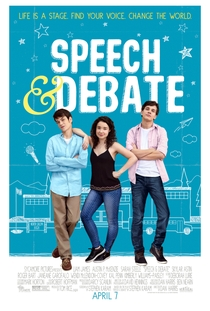 Speech & Debate - Poster / Capa / Cartaz - Oficial 1