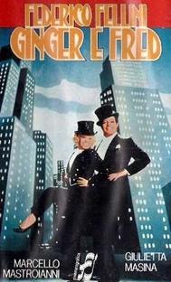 Ginger e Fred - Poster / Capa / Cartaz - Oficial 4
