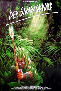A Floresta das Esmeraldas - Poster / Capa / Cartaz - Oficial 8