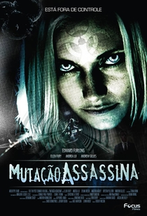 Mutação Assassina - Poster / Capa / Cartaz - Oficial 1