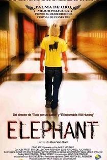 Elefante - Poster / Capa / Cartaz - Oficial 2