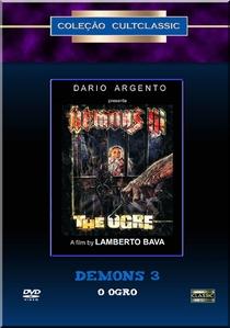Demons 3 - O Ogro - Poster / Capa / Cartaz - Oficial 2
