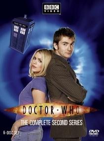 Doctor Who (2ª Temporada) - Poster / Capa / Cartaz - Oficial 3
