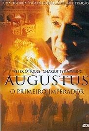 Augustus - O Primeiro Imperador - Poster / Capa / Cartaz - Oficial 2