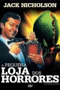 A Loja dos Horrores - Poster / Capa / Cartaz - Oficial 3