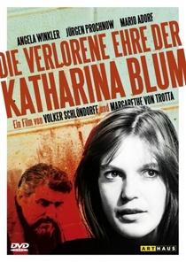 A Honra Perdida de Katharina Blum - Poster / Capa / Cartaz - Oficial 2