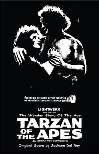 Tarzan, O Homem Macaco - Poster / Capa / Cartaz - Oficial 4
