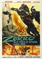 Zorro Ataca de Novo (Zorro alla corte di Spagna)