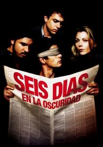 Seis días en la oscuridad - Poster / Capa / Cartaz - Oficial 1