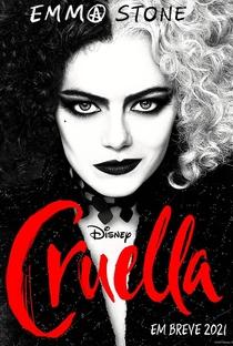 Cruella - Poster / Capa / Cartaz - Oficial 2