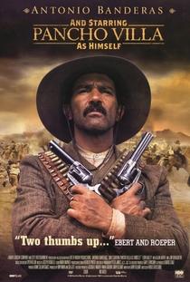 E Estrelando Pancho Villa - Poster / Capa / Cartaz - Oficial 3