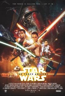 Star Wars, Episódio VII: O Despertar da Força - Poster / Capa / Cartaz - Oficial 15