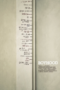 Boyhood: Da Infância à Juventude - Poster / Capa / Cartaz - Oficial 5