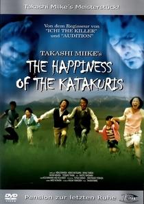 A Felicidade dos Katakuris - Poster / Capa / Cartaz - Oficial 8