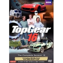 Top Gear - 16ª temporada - Poster / Capa / Cartaz - Oficial 1