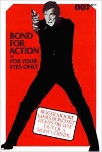 007 - Somente Para Seus Olhos - Poster / Capa / Cartaz - Oficial 10