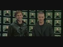 Paródia do filme Matrix Reloaded - Poster / Capa / Cartaz - Oficial 1
